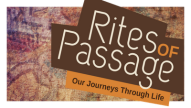 Blog Rites of Passage
